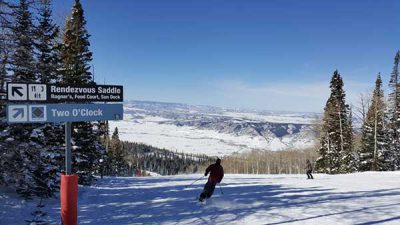 SeniorsSkiing Guide: At Steamboat Let Mountain Masters Be Your Guide