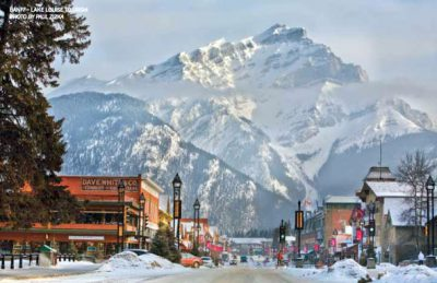Banff—Canada's Protected Playground