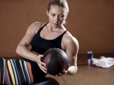 SKIING: Workout tips from slalom champ Mikaela Shiffrin
