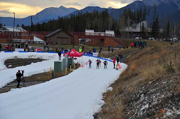 Canmore Race
