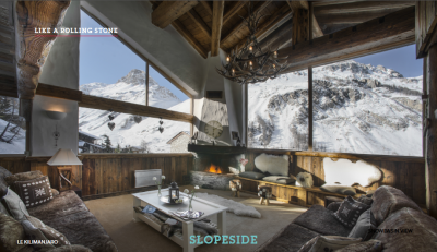 Val d'Isere-slopeside