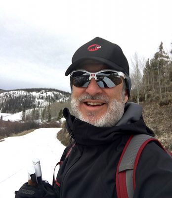 Roger Lohr Named X­C and Snowshoe Editor for SeniorsSkiing